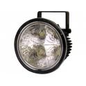 DRL LED 9R-1W dienos žibintai