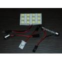 LED plokštė PCB-12-5050