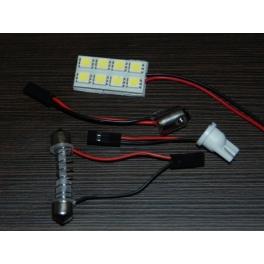 LED plokštė PCB-8-5050