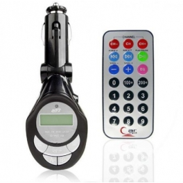 FM moduliatorius MP3