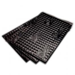 SILENT COAT 3mm juoda