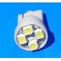 Lemputė LED T10-W-4-3528