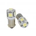 Lemputė LED T8.5 BA9S-5-5050