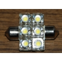 Lemputė SV8.5 10X36