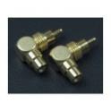 RCA (23059) adaptoriai, kampiniai